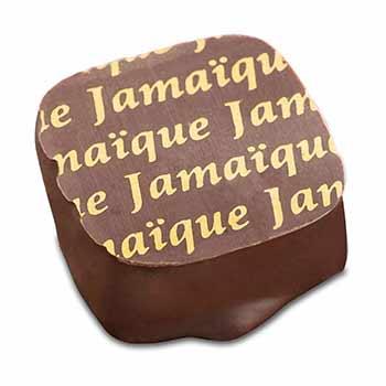 Ganache au piment de Jamaïque