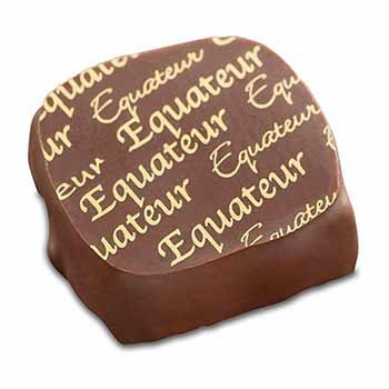 Ganache au chocolat d'Équateur